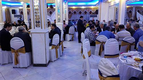 مراسم افطاری انجمن مجموعه داران ایران