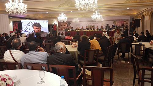 مراسم افطاری و رونمایی از ۲۰ اثر خطی نفیس از مجموعه آقای دکتر محمد صادق محفوظی